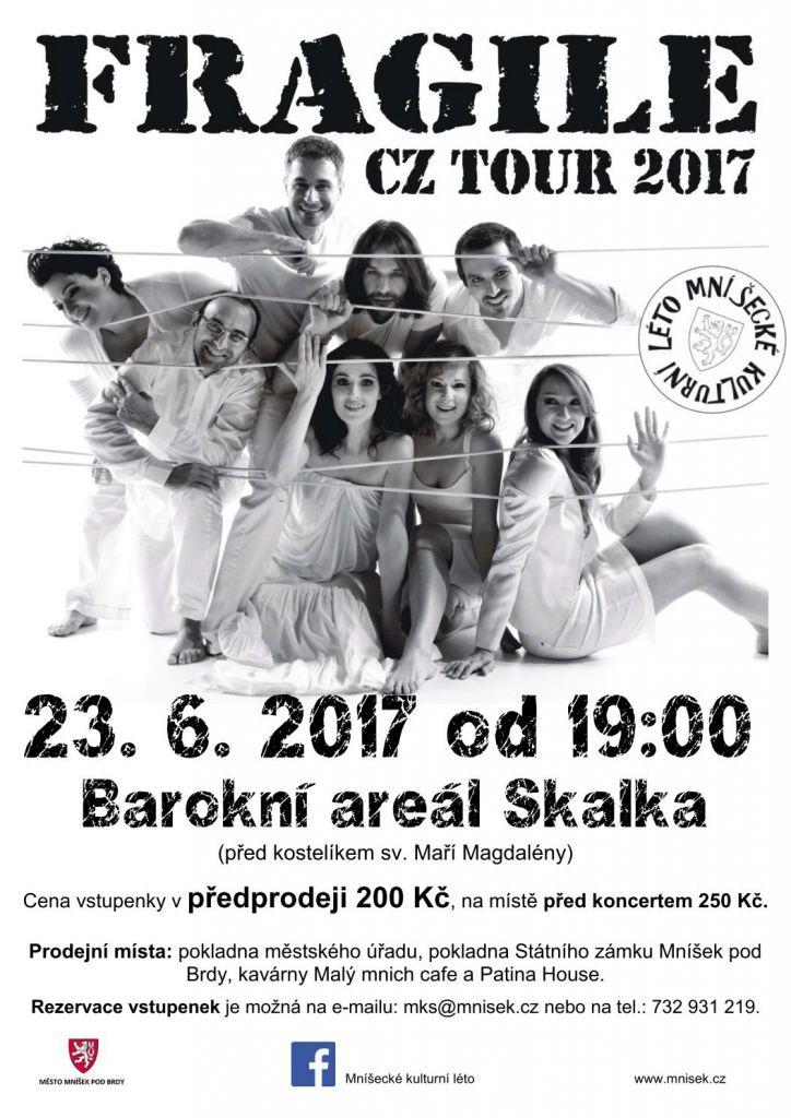 Fragile CZ TOUR 2017 1